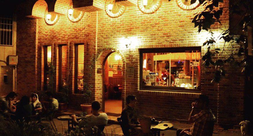 کافه های تهران