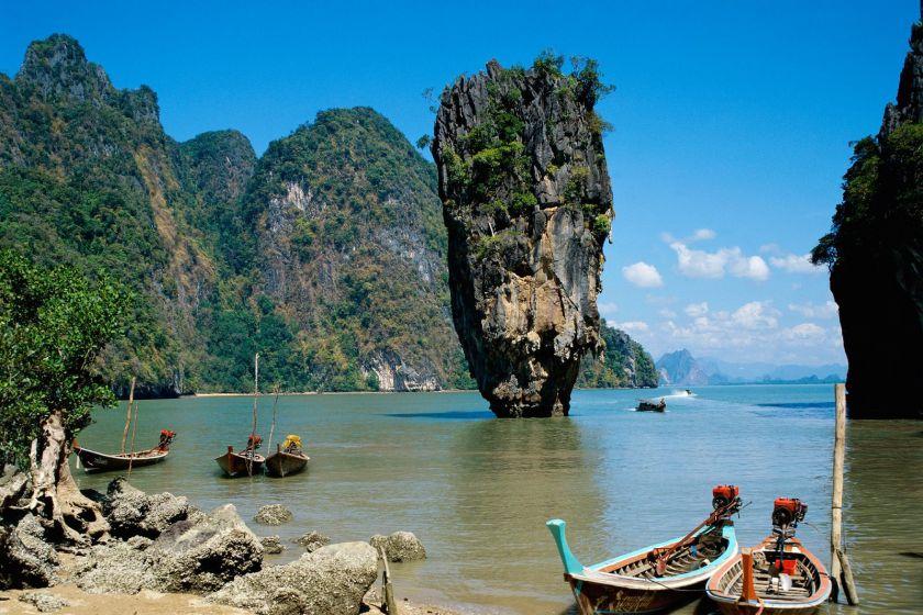 تور ویژه ی تایلند