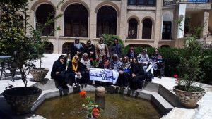 تور تهرانگردی عودلاجان برای رابطین بهداشت شمیران