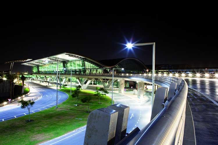 فرودگاه بین المللی حمد دوحه( DOH)