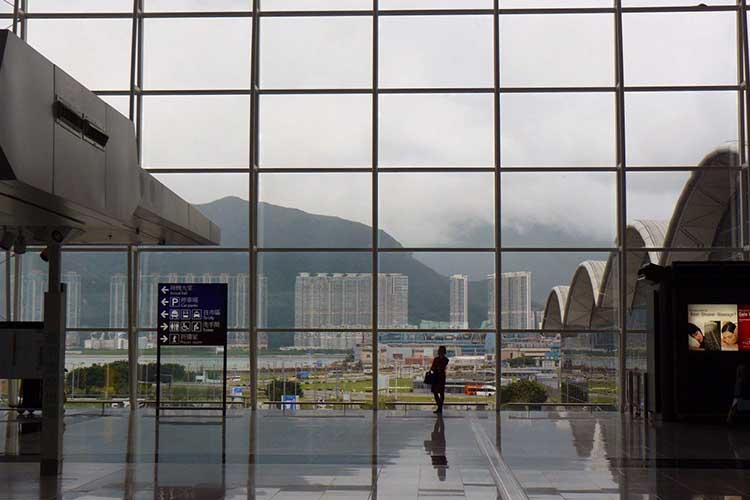 فرودگاه بین المللی هنگ کنگ(HKG)