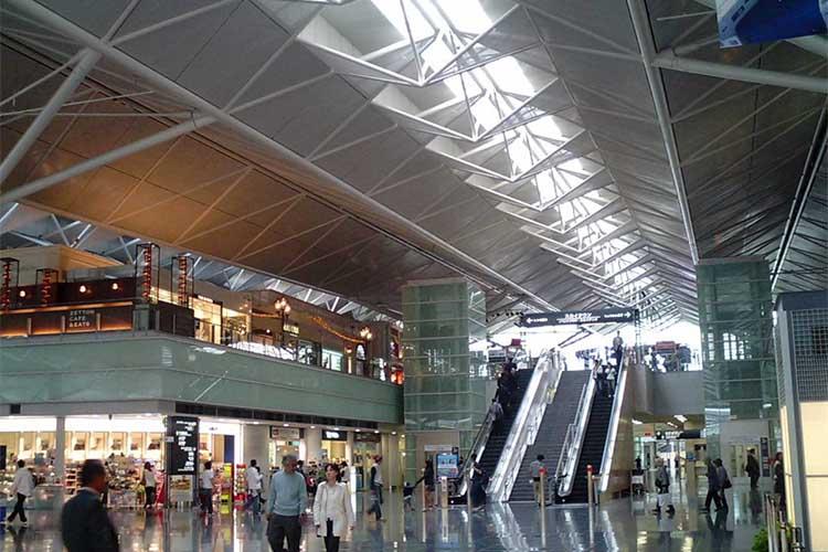 فرودگاه بین المللی مرکزی ژاپن(NGO)