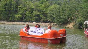 تور دریاچه شورمستان