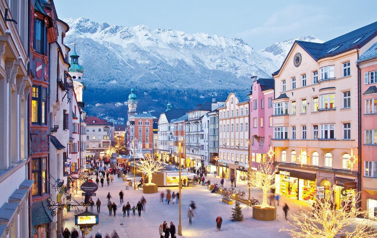 جاذبه های دیدنی اتریش