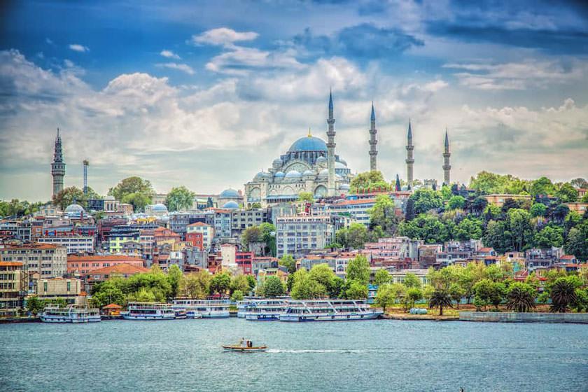 جاذبه های دیدنی ترکیه