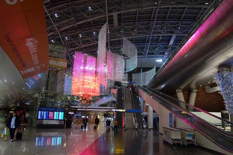 فرودگاه بین المللی اینچئون (ICN)