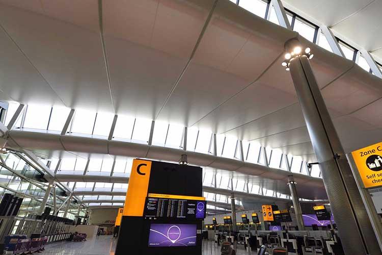 فرودگاه هیترو لندن (LHR)