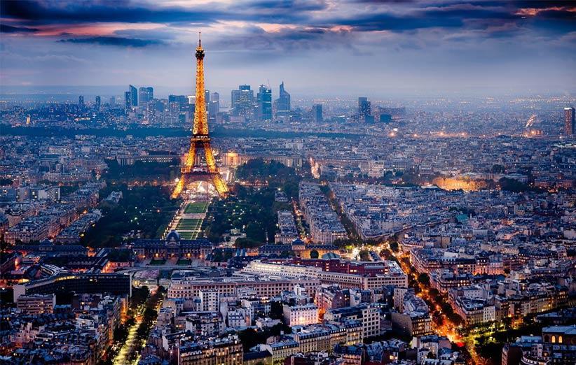 جاذبه هاب فرانسه