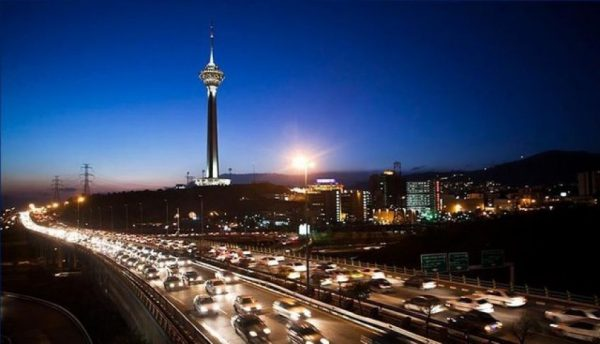 تور تهران