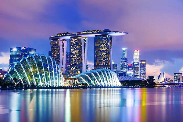 زیبایی های سنگاپور