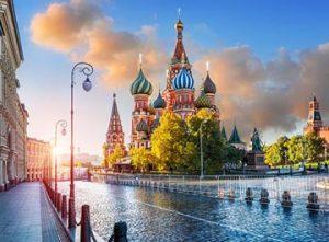 دیدنی های روسیه