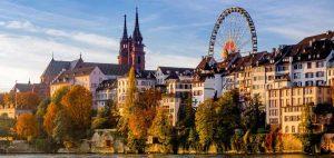 جاذبه سوئیس