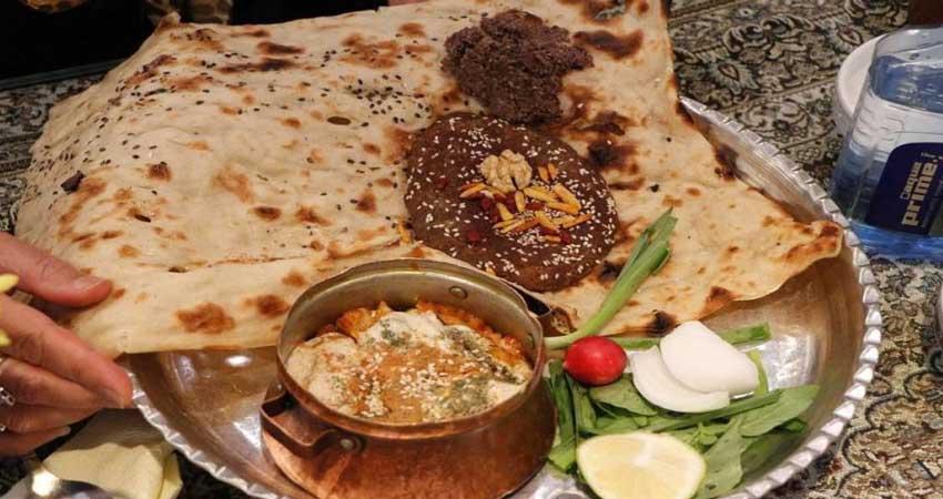 غذاهای معروف اصفهان