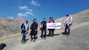 توریست های چینی در ایران