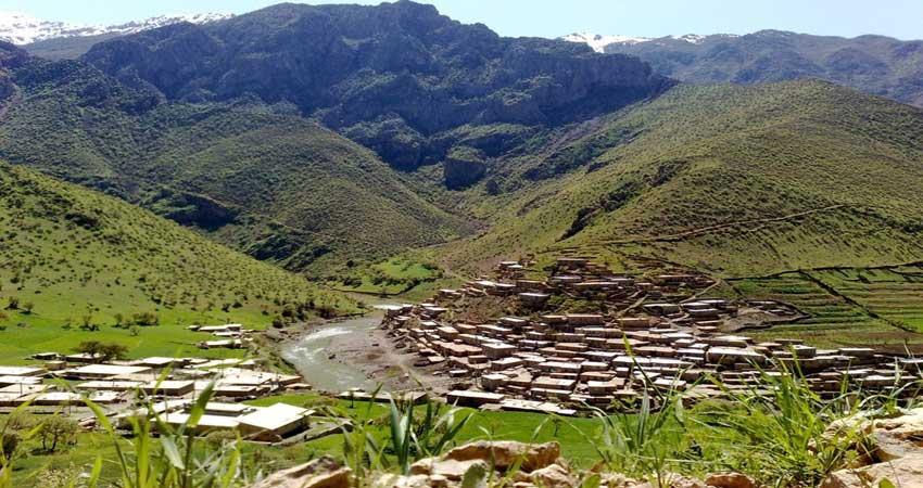 زیباترین جاهای دیدنی کردستان