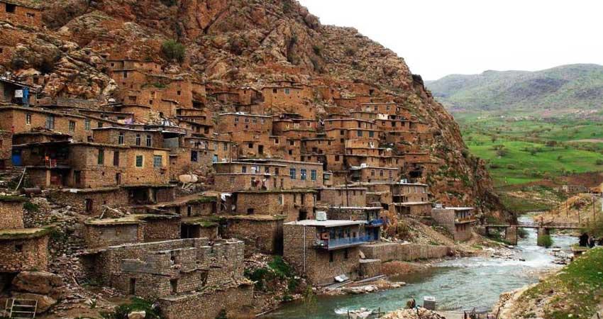 زیبایی های کردستان