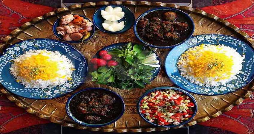 غذا ی خوزستان