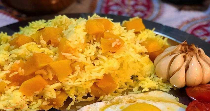 غذاهای معروف و محلی مازندران