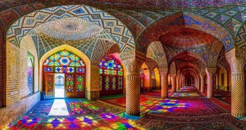 مکانهای دیدنی شیراز در نوروز