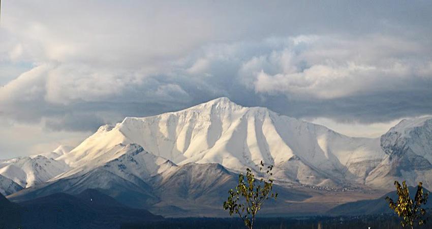 کوه سفید خانی