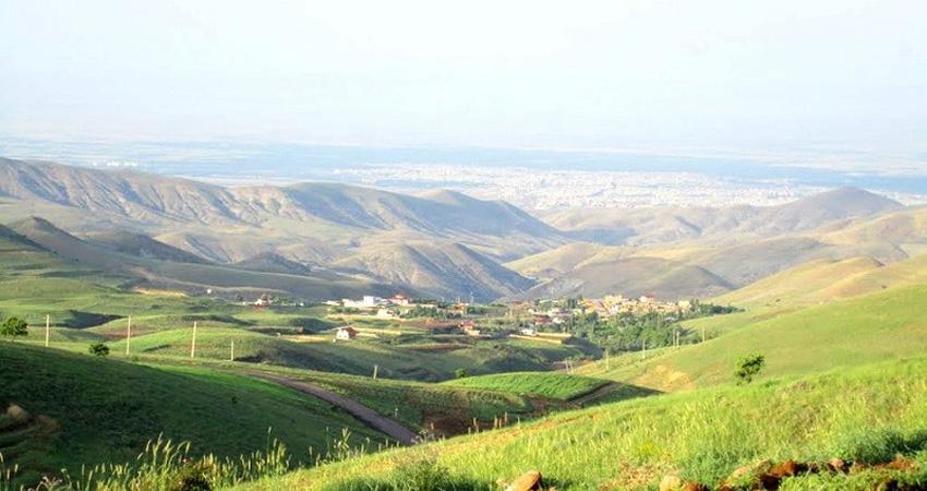 روستای زرشک
