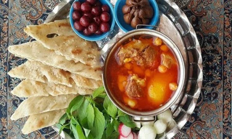 غذاهای محلی قم