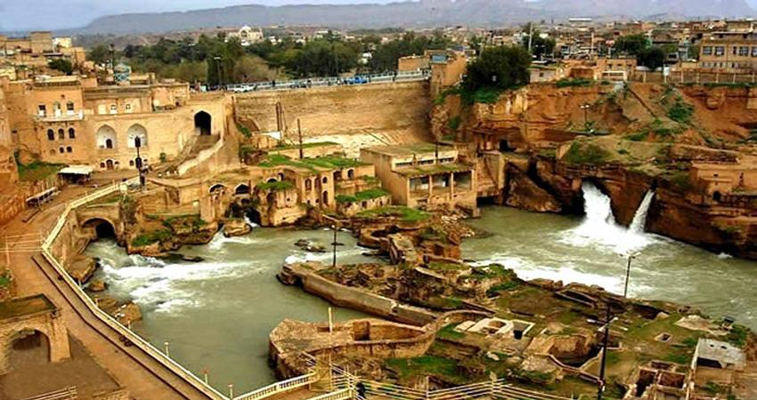 اماکن دیدنی خوزستان در نوروز