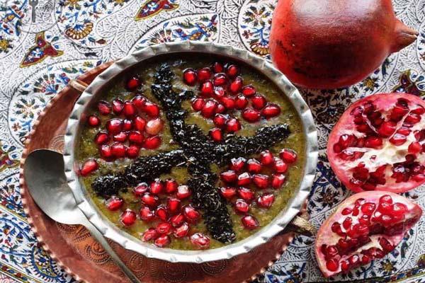 غذاهای یزدی