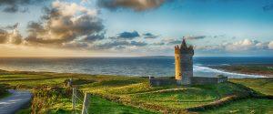اقامت کاری ایرلند